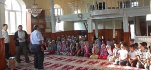 16 Ağustos 2013 Çayarası Köyü'nde 113 Çocukla Yapılan İlk Köy Söyleşimiz